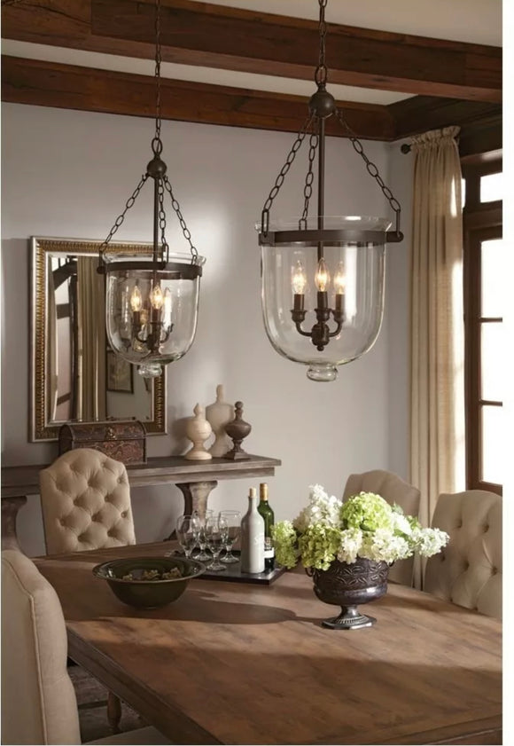 Savoy House Akron 3-Light Pendant (Model:  7-900A)