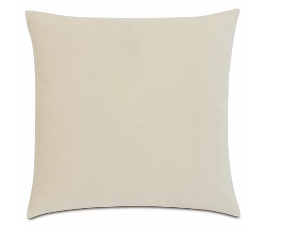 Eastern Accents Plush Cotton Throw Pillow (Model:  STUS1030)