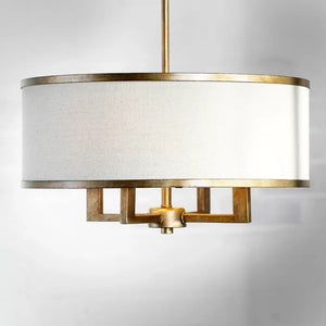 Latitude Run Cana 4-Light Chandelier (Model: MCRR5561)