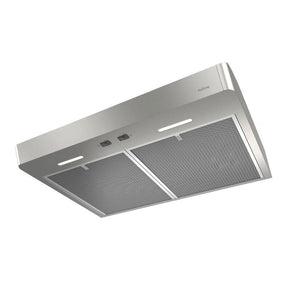 "Mantra Delux 30"" Convertible Under Cabinet Range Hood with Light  (Model: AVDF103SS)"