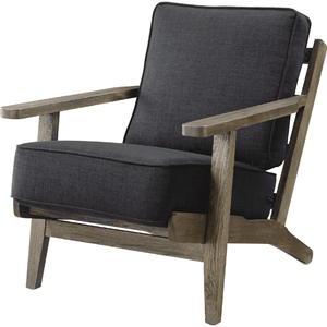 Magnificent Picket House Furnishings Mercer Accent Chair With Antique Legs Black Onthecornerstone Fun Painted Chair Ideas Images Onthecornerstoneorg