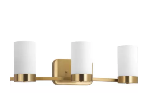 Progress Lighting Elevate Collection Vanity Light in Brushed Bronze (Model:  P30022-109)