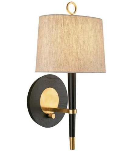 Robert Abbey One Light Wall Sconce (Model:  672 )