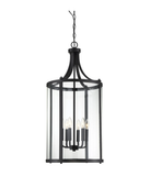 Savoy House Penrose 3-Light Foyer Lantern (Model:  7-1040-3-13)