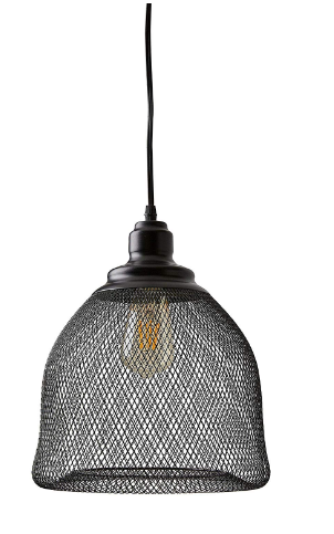 Stone & Beam Mesh Pendant With Bulb
