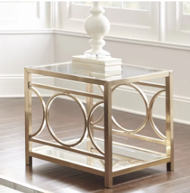 Willa Arlo Interiors Astor End Table (Model:  WRLO7176)