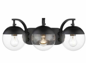 For Mack & Milo Gleeson 3-Light Vanity Light  (Model:  HBWA1195)