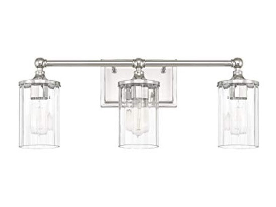 Capital Lighting Three Light Wall Sconce