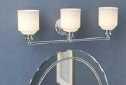 Three Posts Gastonville 3- Light Vanity Light