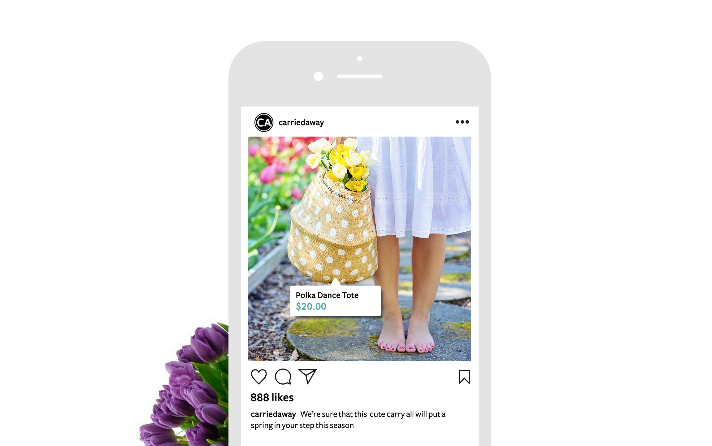shopping on instagram with shopify