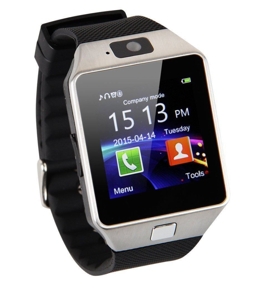 Smartwatch product example.