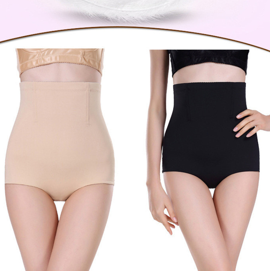 A shapewear product on display.