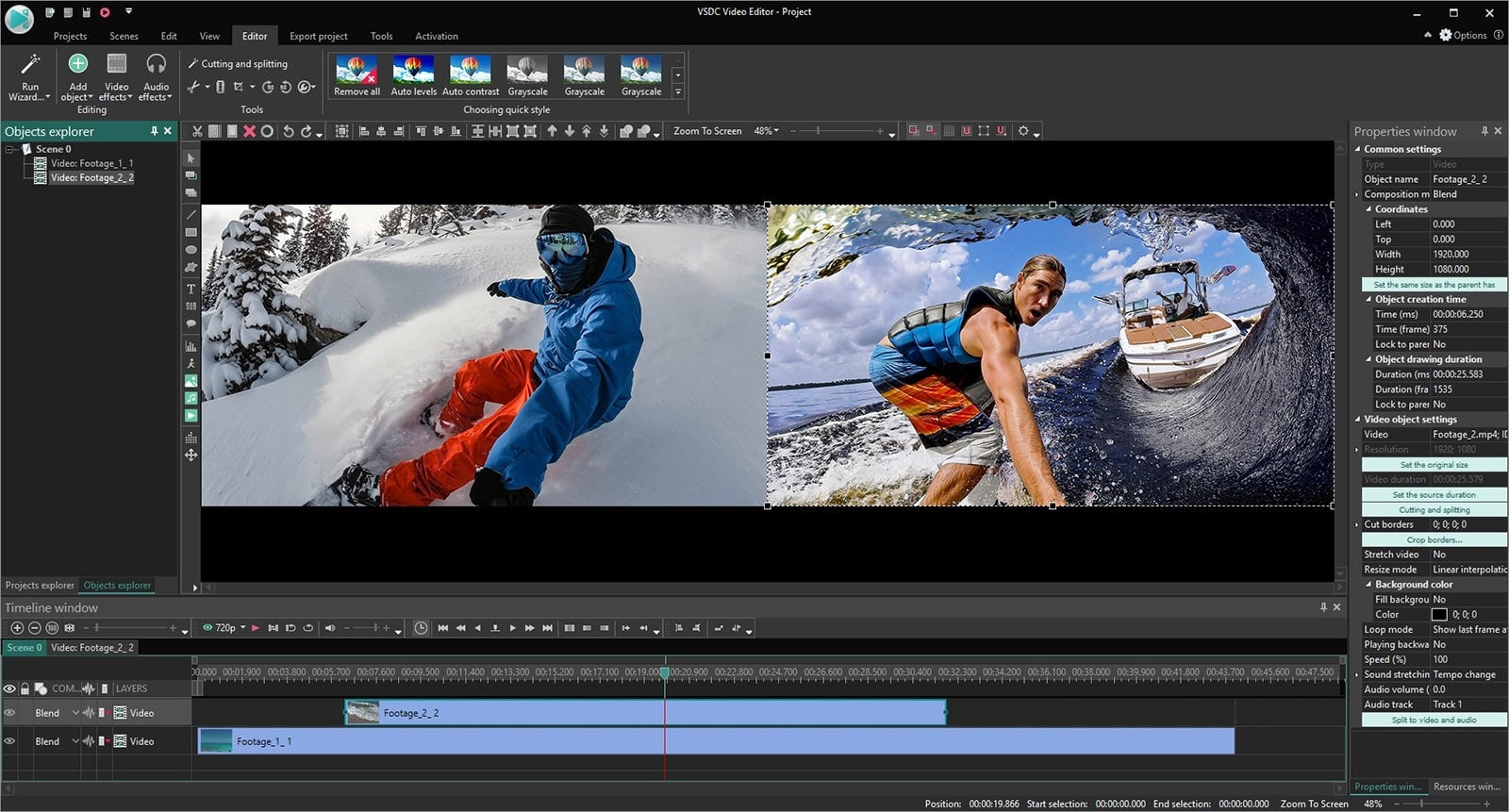 what is the best free video editing software
