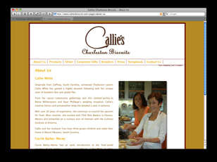 Callie's Charleston Biscuits Featured on Food Network