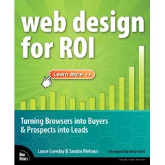 Reminder: Submit your Web Design for ROI questions