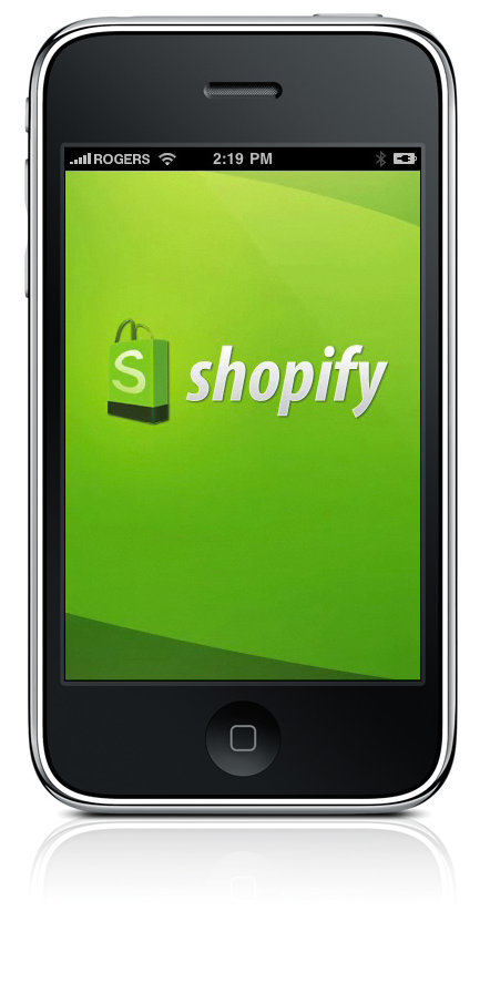 Shopify Mobile Launches