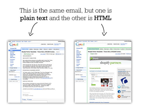 New Feature: HTML email templates