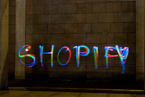 Shopify Photowalk