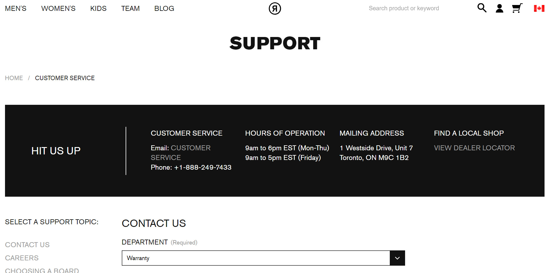 5 Steps To Building The Perfect Contact Us Page
