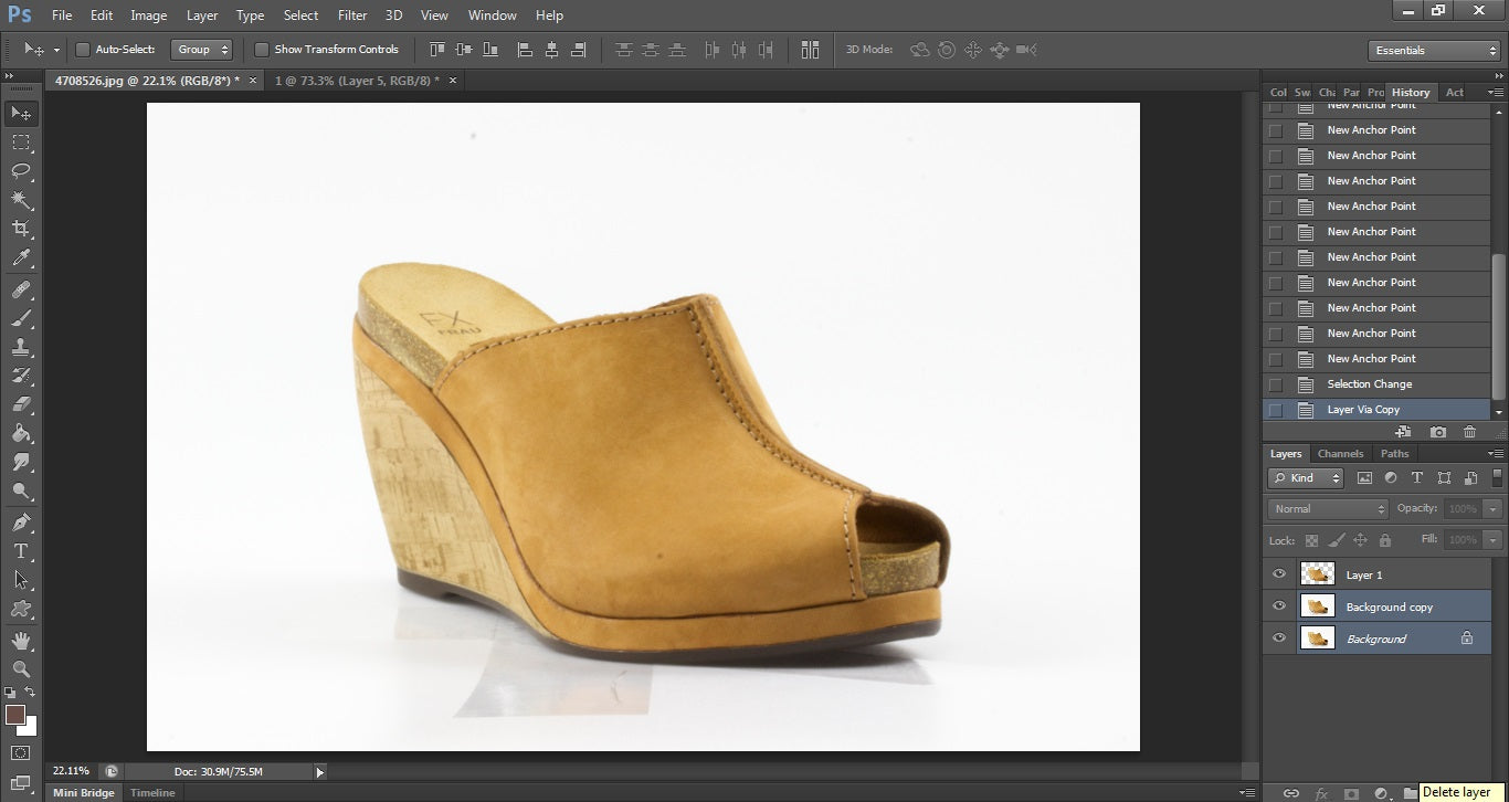 Remove the background of your product photos with these 4 for Removethebackground com