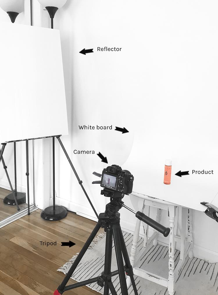 DIY Natural Lighting for Product Photography: 6 Steps to Better Photos