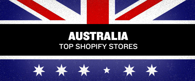 22 Beautiful Australian Shopify Stores