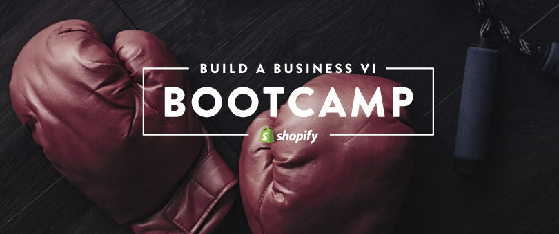 Knock out the Competition with our Build a Business Bootcamp (Plus: 8 Shops to Beat)
