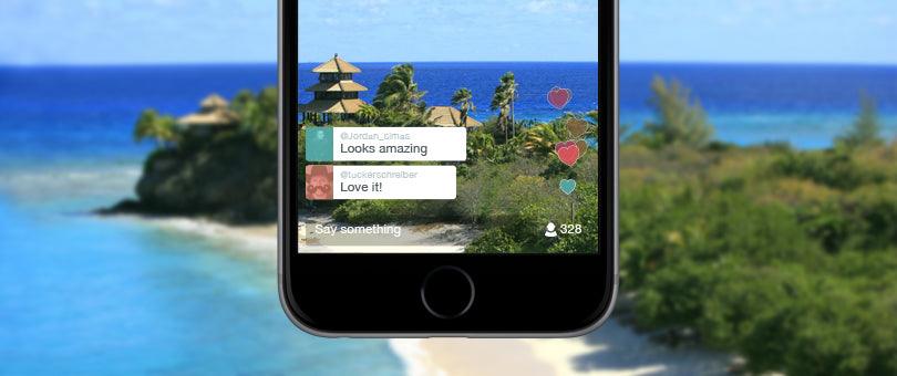Explore Necker Island with This Year's Build a Business Winners Through Periscope