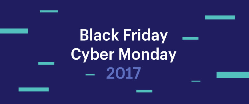 black friday cyber monday 2017 trends