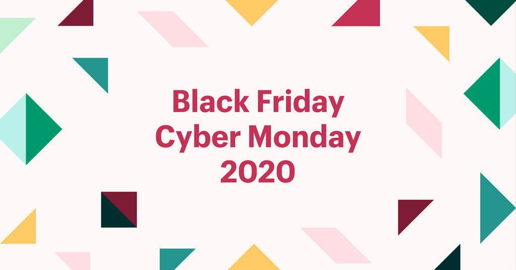 black friday cyber monday 2020