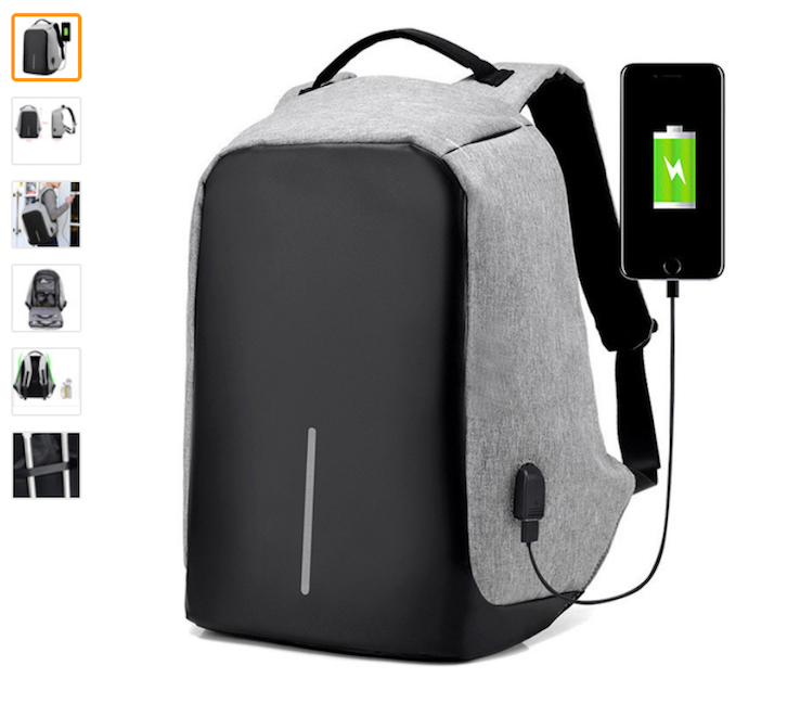 Charging Backpacks