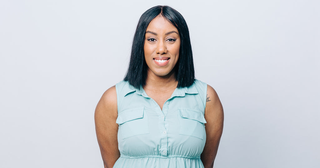 Samantha Renée, founder of Weave Got It
