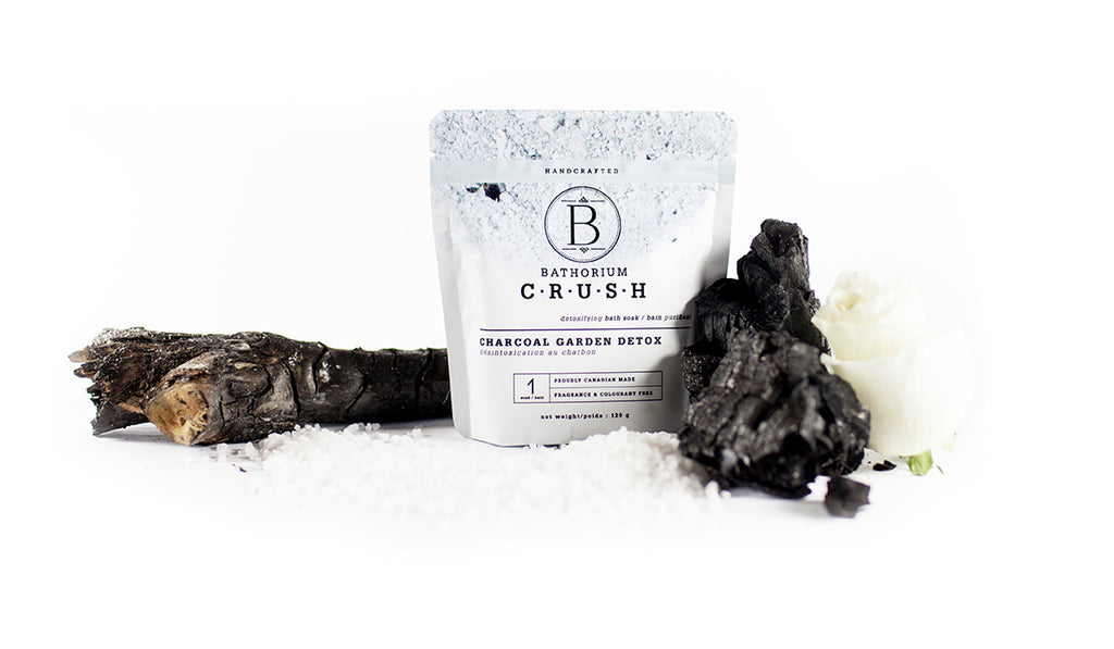 Bathorium focuses on the ingredients in their products for competitive differentiation.