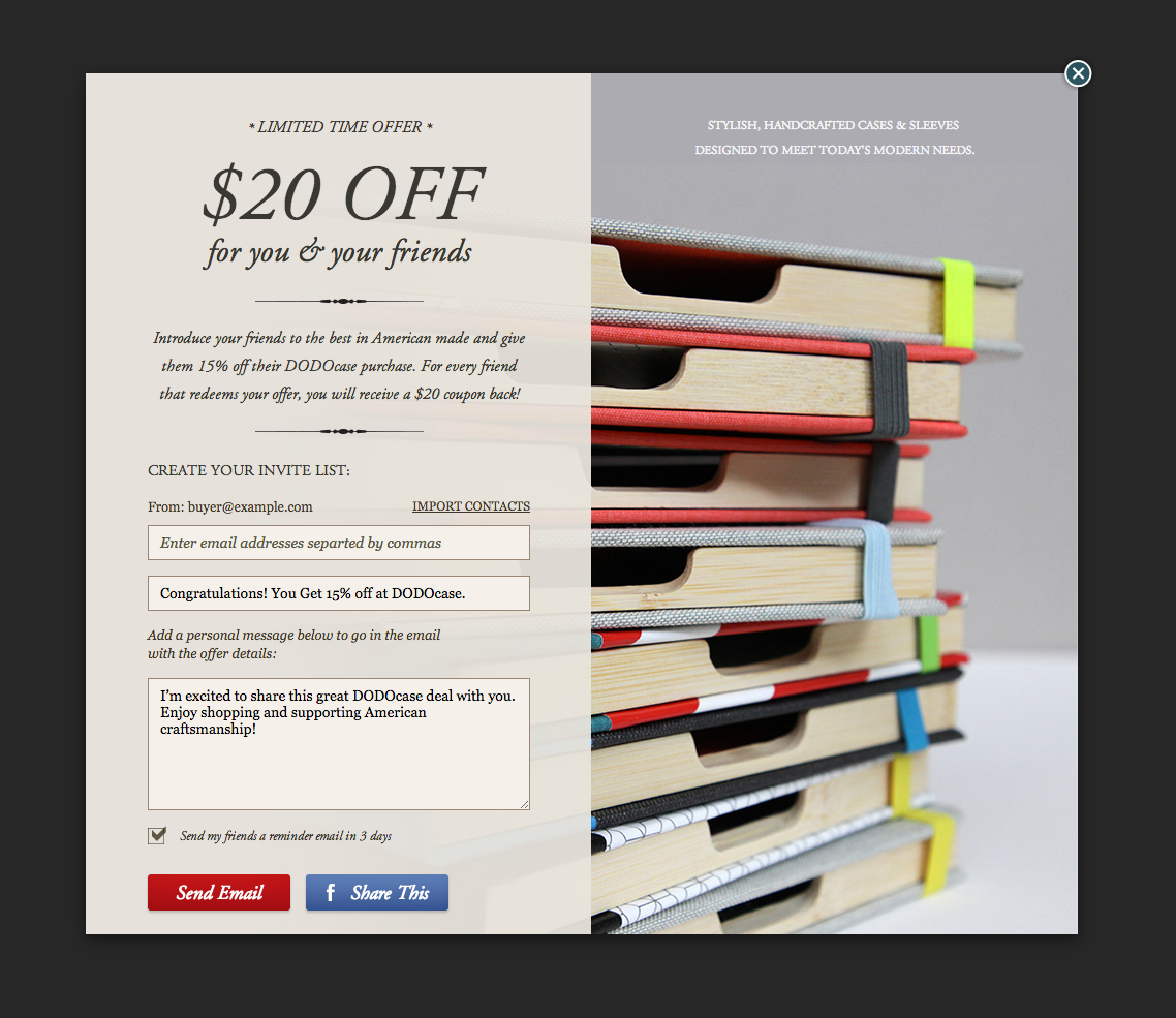 Creating a coupon code i will now explain the setup step by step - When And How To Use Offers