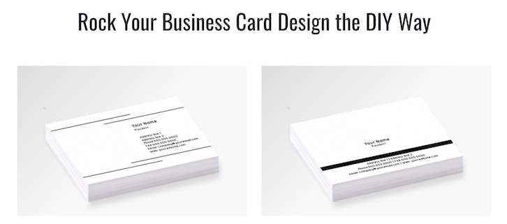 10 Free Business Card Makers Templates And Tips