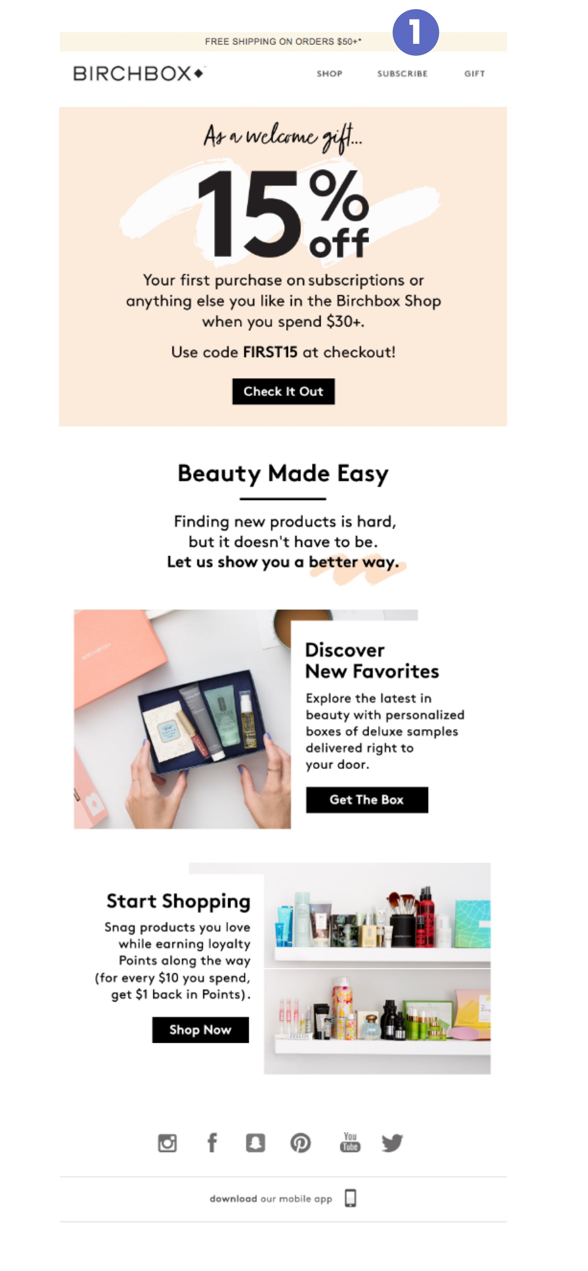 Email Marketing Lessons Learned from a High-Growth Ecommerce