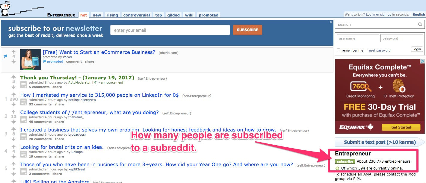 How to Use Reddit: For Beginners and Business Owners — Social Media