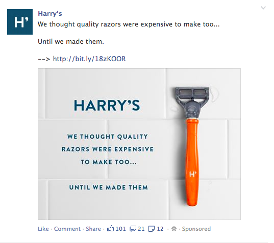 7. Launch Some Facebook Ads