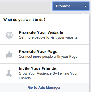 Where to find Facebook Ad Manager