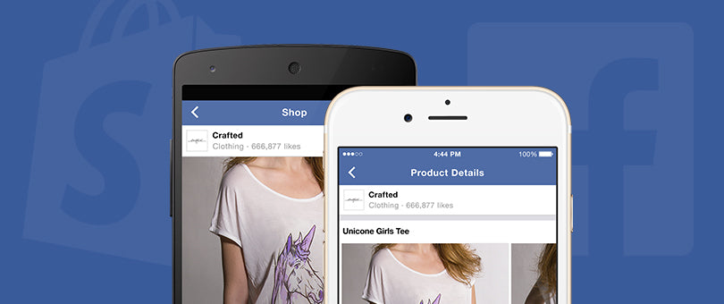 Shopify Introduces the Shop Section on Facebook Pages