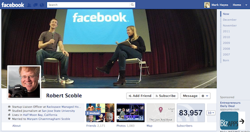 What Does Facebook Timeline Mean for Ecommerce Store Owners?