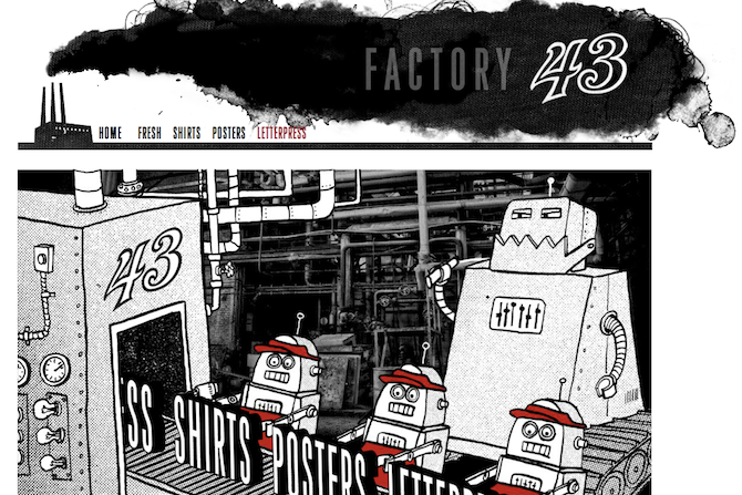 Factory 43