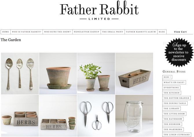 Father Rabbit Limited