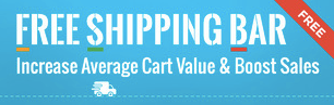 Free Shipping Bar app logo
