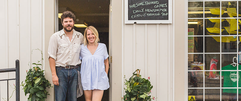 The Art of Reinvention: One Couple's Secret to Keeping Their Seasonal Business Thriving