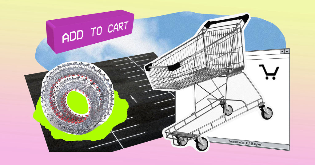 History of the Shopping Cart