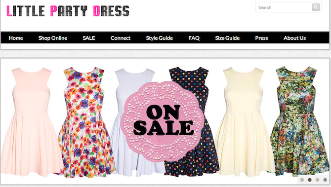 Party Dress Stores