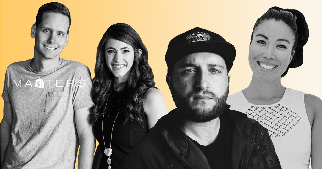Patrick and Jennifer Coddou from Supply, Jimmy Findlay Hickey from Findlay Hats, and Katherine Gaskin from The Content Planner are guests on this roundup episode of Shopify Masters.