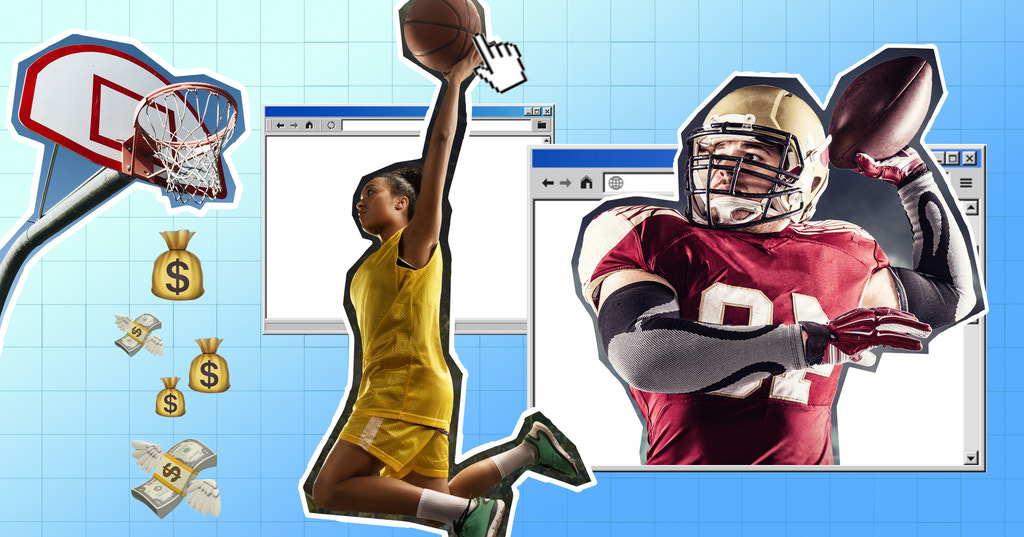 NCAA Athletes Can (Finally) Start a Business With New NIL Rules
