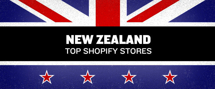 22 Awesome Shopify Ecommerce Stores Made in New Zealand